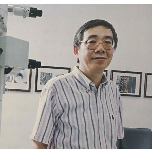 陳郁文教授相片